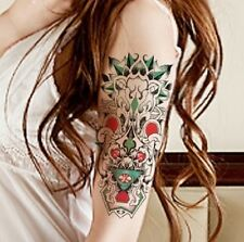 Einmal Tattoo Fake Tattoo Tribal Motiv wasserfest Temporary Tattoo (HB-080)