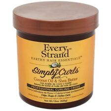 Every Strand Coconut Oil - Shea Butter Professional Curling Creme 15 oz