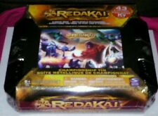 game redakai championship tin cards