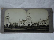 UNIVERSAL C.H. GRAVES 1904 Louisiana Puchase Expo New York to North Pole Bldg