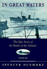 In Great Waters: The Epic Story of the Battle of the Atlantic, 1939-45-ExLibrary