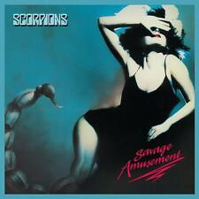SCORPIONS Savage Amusement CD + DVD Deluxe Edition Unreleased Bonus 2015 * NEW