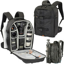 "Pro Runner 350 AW DSLR Camera Backpack Waterproof 15"" Laptop Lowepro Bag Padded"