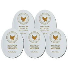 [HOLIKA HOLIKA] Smooth Egg Skin Peeling Gel Samples 5pcs - Korea Cosmetics