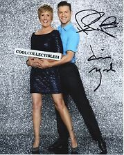 "DIANA NYAD & HENRY BYALIKOV ""DANCING WITH THE STARS"" SIGNED 8X10 PHOTO ""PROOF"""