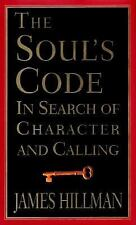 The Soul's Code: In Search of Character and Calling, Hillman, James, HCDJ VG 1st