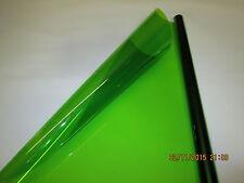 TEATRO / DJ ILLUMINAZIONE FILTRO COLORATO GEL-Verde Lime 088