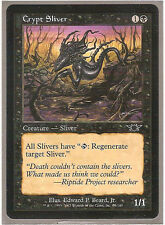 Crypt Sliver NM, English x 4 * Legions MTG magic