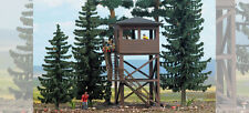 Busch Forest Set with Lookout Tower 6394 HO Scale (suit OO also)