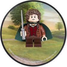 LEGO LORD OF THE RINGS FRODO BAGGINS STING MAGNET LOCKER BOYS DAD BIRTHDAY GIFT
