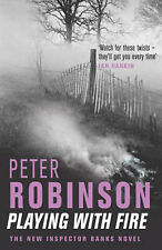 Playing with Fire by Peter Robinson (Paperback, 2007)