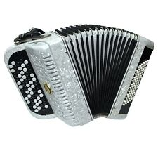 Excalibur  Weltbestin Chromatic Button Accordion 72 Bass B or C System