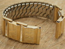 Very Nice Vintage 1950s or 1960s Flex-Let Center Expansion watch band NOS 16mm