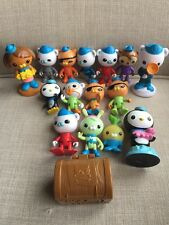 """Octonauts 2"""" And 3"""" Figures Figurine Cake Topper Lot Toys"""