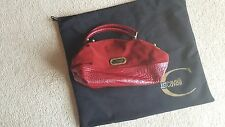 New Just Cavalli handbag in red
