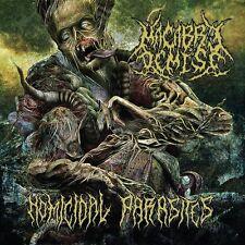 """Macabre Demise """"Homicidal Parasites"""" CD [ONE MAN BRUTAL DEATH/GRIND, Viral Load]"""
