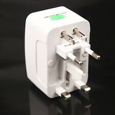 Universal Power Adapter Electric Converter US/AU/UK/EU World Travel Plug AB