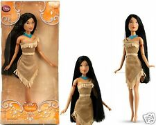 "RETIRED ""POCAHONTAS"" 12"" CLASSIC DOLL ~DISNEY STORE~ FREE PRIORITY SHIPPING"