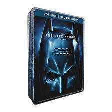 [Blu-ray] THE DARK KNIGHT - LA TRILOGIE (Coffret métal)