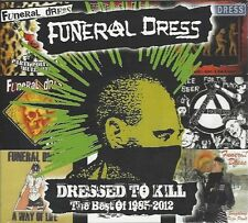 FUNERAL DRESS - DRESSED TO KILL the best of  - (sealed double cd) - STEPDCD184