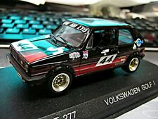 VW Golf GTI MKI Racing Tourenwagen Lloyd #44 Silverstone UMBAU 1:43