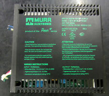 Murr Elektronik Switch Mode Power Supply MCS5-115/24 Single Phase Used T/O