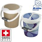 Rotho Baby Nappy Diaper Changing Dispose Bin Bucket Liner Pail Container Lid New