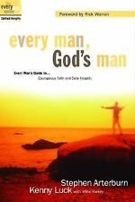Every Man, God's Man (Every Man Series), Kenny Luck, Stephen Arterburn, Good Con
