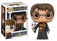 "HARRY POTTER - HARRY POTTER WITH HEDWIG  3.75"" POP VINYL FIGURE FUNKO NEW 31"