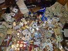 OLD ESTATE LOT US COINS*GOLD SILVER*.999 BULLION HOARD PCGS SALE