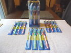 "Lot Of 24 "" NIP "" Oral-B Rp 3000 Shiny Clean Soft 35 Tooth Brushes "" 12 In Displ"