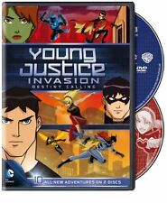 Warner Home Video Young Justice-invasion Destiny Calling-season 2 V01