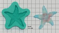 Sugarcraft Moulds Wedding Cake Decorating Silicone Molds Crafts Starfish (6039)