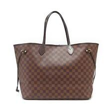Authentic LOUIS VUITTON Damier Neverfull GM N51106  #270-002-364-0099