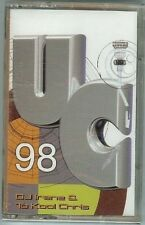 DJ IRENE & TO KOOL CHRIS - UC'98 - CASSETTE - NEW