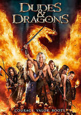 Dudes and Dragons (2015) USED VERY GOOD DVD