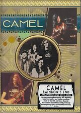 Camel - Rainbow's End-a Camel Anthology 1973-1985, 4 CD Box Set New