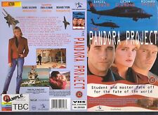 The Pandora Project, Daniel Baldwin Video Promo Sample Sleeve/Cover #9760