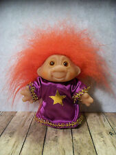 "Sweet Thomas Dam Troll - 5"", Sorcerer Wizard Witch - Red Hair"
