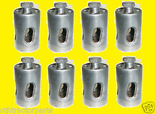 8 - A0NN6500A Ford Tractor Adjustable Engine Valve Tappets 2N 8N 9N 1939-1952
