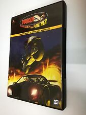 Diabolik Track of the Panther Vol 10 (2000) DVD MEMORIA ADDIO / IL TESORO...