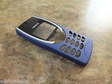 100% original Nokia 8210 frente a cover blaunavy Blue celular móvil cáscara cáscara