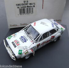 Ford Escort 1850 TC London-Mexico 95   1:43 .Trofeu Models . #4598