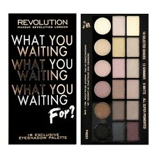 MakeUp REVOLUTION Salvation Eyeshadow Palette WHAT YOU WAITING FOR? +NEU&OVP+