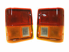 MITSUBISHI Pajero Montero Shogun 1983-1991 rear tail lights lamp (Left Right)