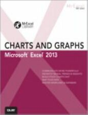 *FAST SHIP* - Excel 2013 Charts and Graphs 1E by Bill Jelen