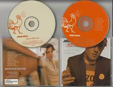 JASON MRAZ Waiting For My Rocket To Come UK promo CD + press pack DVD SAM00873
