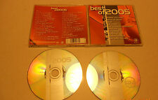 2 CD Best of 2005 40.Tracks Depeche Mode Coldplay Mando Diao Nena Seeed Moby...