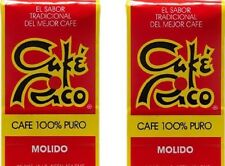CAFE RICO PUERTO RICAN COFFEE 2 BAGS 14 OZ EACH
