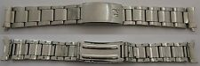 vintage Oyster Tissot bracelet 660 2018 in stainless steel ... 18 mm end pieces
